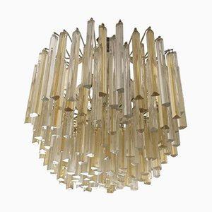Chandelier by Carlo Scarpa for Venini, 1960s