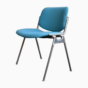 DSC 106 Stacking Chair by Giancarlo Piretti for Castelli, 1970s
