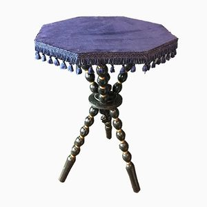Antique French Fortune Teller Table