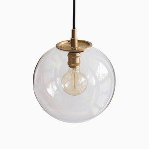 Lampada Emiter in ottone di Jan Garncarek