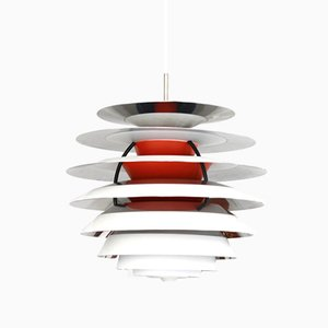 PH Contrast Pendant by Poul Henningsen for Louis Poulsen, 1960s
