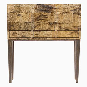 Birch Dressoir by Werner Neumann