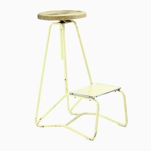 Industrial Czech Bar Stool, 1960s