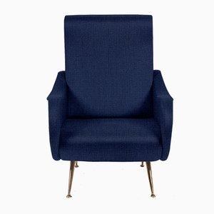Personalisierbarer italienischer Sessel, 1950er