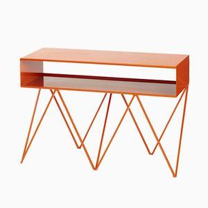 Robot Too Sideboard in Orange von &New