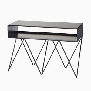 Robot Too Sideboard in Black by &New