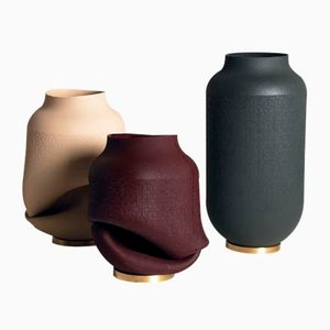 Vanitas Vases by Studio B Severin, Set of 3