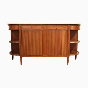 Antique Louis XVI Mahogany Sideboard