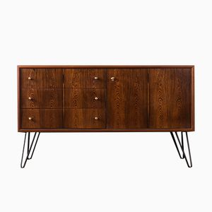 Vintage Rosewood Commode, 1960s