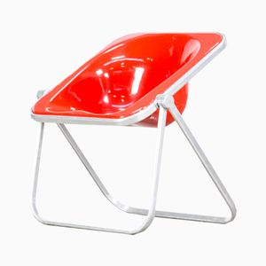 Plona Folding Chair by Giancarlo Piretti for Castelli, 1970s