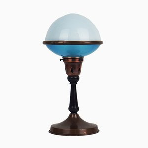 Art Deco Modernist Ilrin Table Lamp from L. Bosi & cie, 1930s