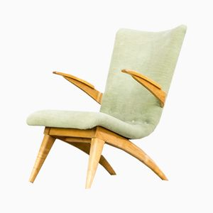 Lounge Chair by G. van Os for Van Os Culemborg, 1950s