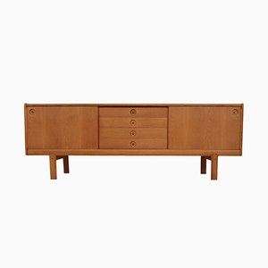 Teak Sideboard by HW Klein for Bramin, 1960s