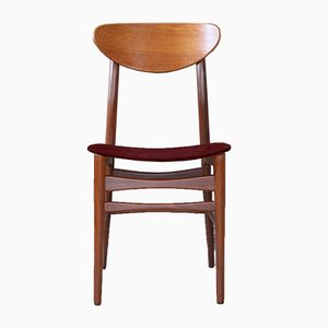 Customizable Mid-Century Chair Teak, 1960s