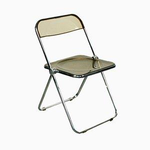 Plia Folding Chair by Giancarlo Piretti for Castelli, 1960s