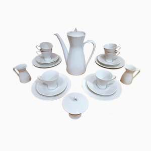 Service Set by Raymond Loewy & Richard Latham for Rosenthal, 1950s