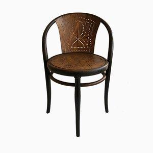 Chaise Modèle 47 Vintage par Michael Thonet pour Thonet