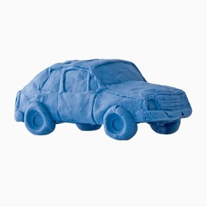 Blueberry Hatchback Ceramic Car by Keith Simpson for Fort Makers