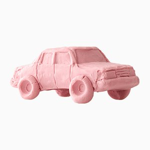 Strawberry Sedan Ceramic Car by Keith Simpson for Fort Makers