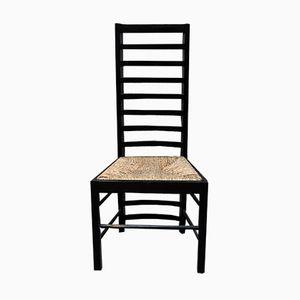 Willow 2 Stuhl von Charles R. Mackintosh für Cassina, 1970er