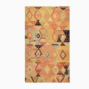 Vintage Kiran Kelim Teppich