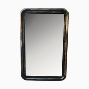 Specchio vintage in legno