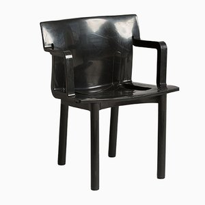 Side Chair by Anna Castelli Ferrieri for Kartell, 1980s