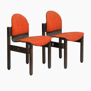 Flex 2000 Chairs by Gerd Lange for Thonet, 1970s, Set of 2