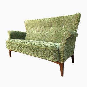 Danish Sofa from Fritz Hansen, 1940s