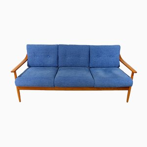 Vintage 3-Seater Sofa from Wilhelm Knoll
