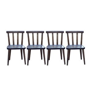 Chaises Utö par Axel Einar Hjorth. 1930s, Set de 4