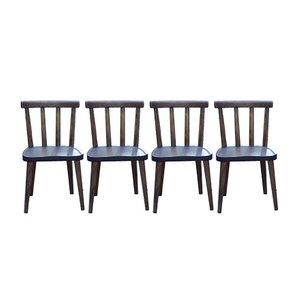 Utö Chairs by Axel Einar Hjorth, 1930s, Set of 4
