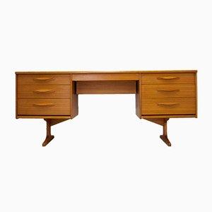 Mid-Century Schreibtisch von Frank Guille für Austinsuite