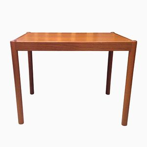 Swedish Teak Side Table, 1960s