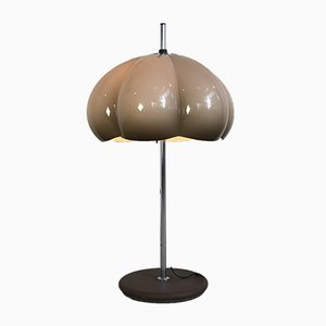 Mid-Century Space Age Mushroom Table Lamp from Dijkstra, 1960s