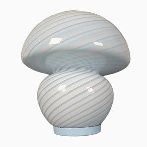 Tischlampe aus Glas von Peill & Putzler, 1960er