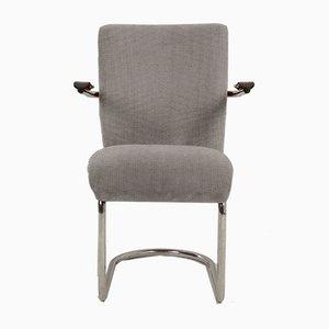 Personalisierbarer Modell 1018 Sessel von Gebroeders de Wit, 1950er