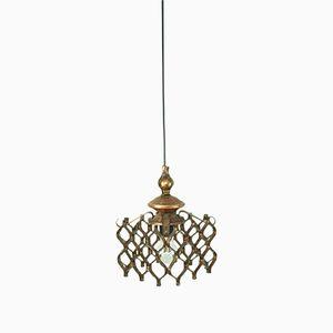 Vintage Copper Pendant Lamp