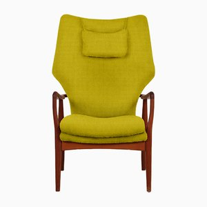 Customizable Armchair by Aksel Bender Madsen for Bovenkamp, 1960s