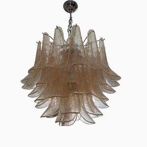 Lustre Selle Sputnik en Verre Murano de Italian light design