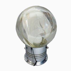 Lampe de Bureau Membrane par Toni Zuccheri pour Venini, 1960s