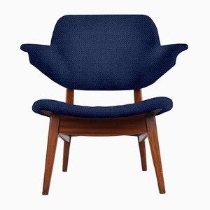 Silla vintage personalizable de de Louis van Teeffelen para WéBé, años 60