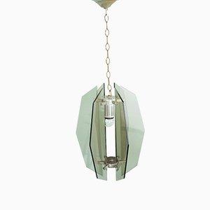 Vintage Lampe, 1950er