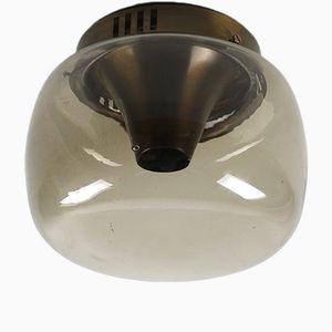 Lampe Flush-Mount Vintage, 1970s