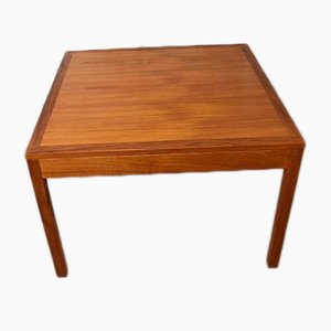 Teak Coffee Table by Børge Mogensen for Fredericia, 1950s