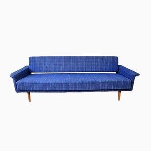 Dänisches 3-Sitzer Sofa/Tagesbett, 1950er