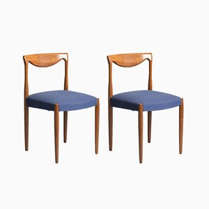 Mid-Century Chairs by Kalderoni Rheydt for Wellner, Set of 2