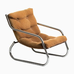 Vintage Lounge Chair, 1980s