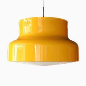 Grande lampe à Suspension Bumling Vintage par Anders Pehrson pour Ateljé Lyktan