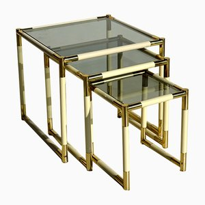 Nesting Tables by Tommaso Barbi, 1970s